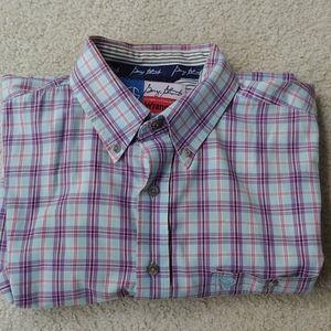 George Strait button up dress shirt